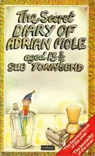The Secret Diary Of Adrian Mole Aged 133/4 By Sue Townsend,Caroline Holden