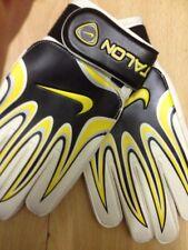 Nike Talon Goalkeeper gloves size 10 NEW Black white Velcro Fastening. see below