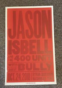 Jason Isbell Ryman Hatch