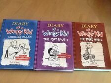 New diary of a whimpy kid books