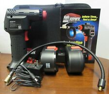 ONTEL Air Hawk Pro~Cordless Tire Inflator~Portable Air Compressor~USED SLIGHTLY