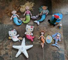 Mermaid Soft Doll Hello Kitty Groovy Girl Manhattan Toy Little Topsy-Turvy Witch