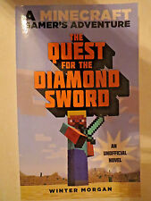 The Quest for the Diamond Sword ( A Minecraft Gamer's Adventure) (Paperback) ...