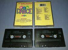 V/A NOW DANCE 901 Double cassette tape album