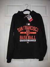 Majestic Men's San Francisco Giants Thermabase Sweater, Size Small, New w/Tags