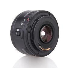 YONGNUO EF 50mm f / 1.8 AF Lens Aperture Auto Focus for Canon EOS DSLR Camera