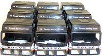 9 x LKW Fahrerhaus schwarz VOLVO Q8 Truck Racing Ladegut Bastel Deco 1:87 H0 å