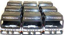 9 x Truck Driver's cab black VOLVO Q8 Truck Racing Load Craft Deco 1:87 H0 å
