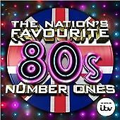 Nation's Favourite 80s Number Ones (2015) The Police Dead Or Alive Kylie Wham