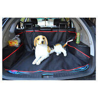 Waterproof Pet Dog Car Seat Covers Back Seat Travel Accessories For Dogs