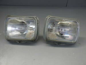 Daihatsu Hijet S110P S100P S110V S100V Genuine Head Light very rare