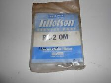 1399-5054 NEW MERCURY SNOWMOBILE TILLOTSON CARBURETOR REPAIR KIT LOT E2-2