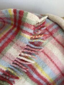 Ikea Wool Rosali Blanket Throw Cath Kidson Wool Mark car blanket