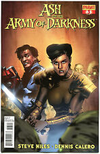 ASH and the ARMY OF DARKNESS #3, NM-, Bruce Campbell, 2013, more AOD in store