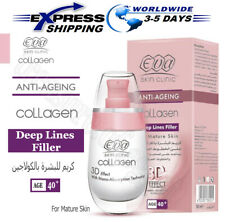 Eva Anti Ageing Collagen Deep Lines Filler Mature Skin 40+ Cream 3D Effect 50 ml