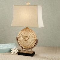 Sandoval Table Lamp Dark Beige Each with CFL Bulb