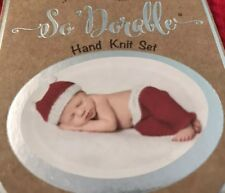 So 'Dorable Newborn Baby Unisex Photo Prop Costume Set Christmas Photography