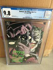 BATMAN THE KILLING JOKE #1 #NN (1988) CGC 9.8 1st PRINT