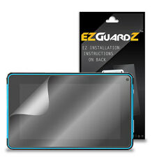 """2X EZguardz LCD Screen Protector Cover HD 2X For Kurio Xtreme 7"""" Tablet (Clear)"""