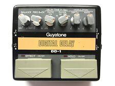 Guyatone DD-1, Digital Delay, Made In Japan, 1980's, Vintage Guitar Effect Pedal