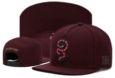 Hip Hop Mens CAYLER Sons Cap adjustable Baseball Snapback Street Brown hat 587#