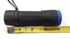 Super Bright 14 LED Hard Grip Style Casin Flashlight -Weather/Slip Resistan