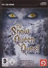Snow Queen Quest (PC CD Game) Brand New & Factory Sealed, FREE US SHIPPING