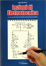 LEZIONI DI ELETTROTECNICA(misure elettriche elettronica