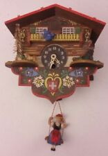 Wooden Vintage German Antique Clocks