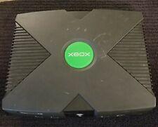 NOT WORKING Original Microsoft Xbox Classic Console (8GB)