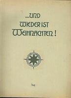 F. Gauhold ~ ...UND WIEDER IST WEIHNACHTEN! ~ Klavier z. T. mit Text