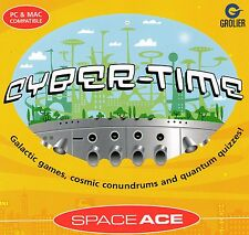 GAMES CONUNDRUMS QUIZZES | SPACE | Age 7 -12 | Win 95 98 XP Tested OK on Win 10