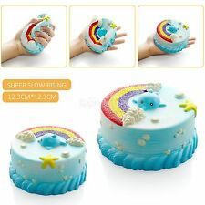 12cm Jumbo Squishy Scented Cake Soft Slow Rising Decor Fun Squeeze Kid Toy Gift