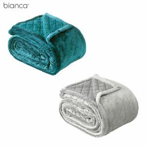 Mansfield Velvet Blanket by Bianca