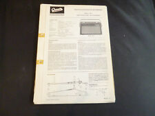 ORIGINALI service manual Graetz Super Page L 45 C