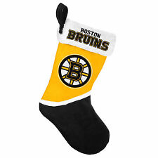 Boston Bruins Official NHL Christmas Stocking by Forever Collectibles 206502