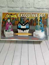 Batman Janex Executive Desk Set in Box Joker Vintage 1977