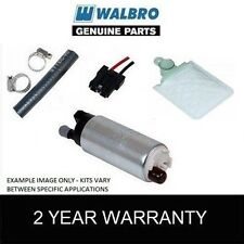 WALBRO 255 FUEL PUMP KIT FOR NISSAN 200sx S13 1.8 TURBO (CA18DET)