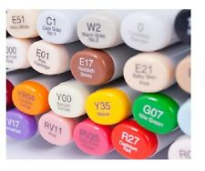 Copic Sketch Markers (Any 36 Markers) (No cases)