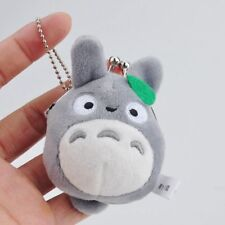 Ghibli Anime Totoro Plush Doll Keychain Pandent For Mobile Phones Purse Bag Toy
