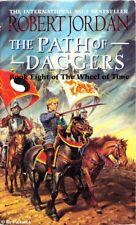 Robert Jordan THE PATH OF DAGGERS (SOFTCOVER) 1998 SC Book