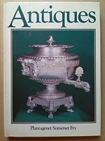 Antiques, Fry, Plantagenet Somerset, Like New, Hardcover