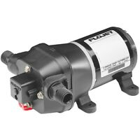NEW Flojet 04405143A Quad Water Pressure System Pump 3.3 GPM 12 volt run dry
