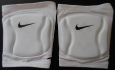 Nike Strike Volleyball Knee Pads One Pair Color White/black Size Adult M/l