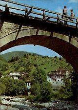 Smoljan Bulgarien Bulgaria 1973 Postcard Bridge Brücke Le Pont Ak ungelaufen