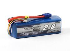 Turnigy 2800mAh 4S 14.8V 30C 60C Lipo Battery Pack w/EC3 E-Flite Compatible USA