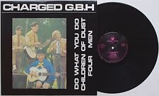 """Charged G.B.H. - do what you do 12"""" EP Exploited discharge Varukers caos UK 82"""
