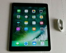 Apple iPad Air 2 64GB, Wi-Fi, 9.7in - Space Gray - Good Condition MGKL2LL/A