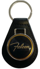 Ford Falcon Keyring Leather Fob XK XL XM XP Coupe Ute Wagon Futura Squire Sprint