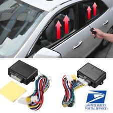 Universal Automatic 4 Door Car Window Closer Module Auto Security System Kit USA